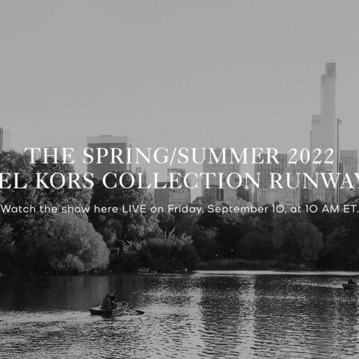 Δείτε live το Spring 2022 show του Michael Kors μέσα από τη Vogue Greece στις…