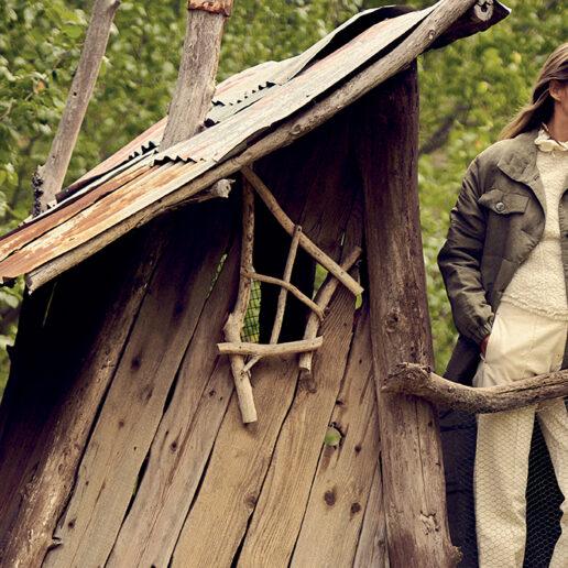 Vogue Greece Οκτωβρίου: Η Carmen Kass στην ελληνική φύση