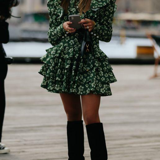 10 Vogue approved φορέματα για το φθινόπωρο