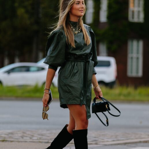 10 leather items που θα φορέσουμε το φθινόπωρο