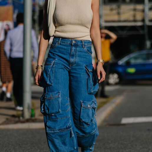 Cargo παντελόνι: Οι πιο cool συνδυασμοί από τα Scandi girls
