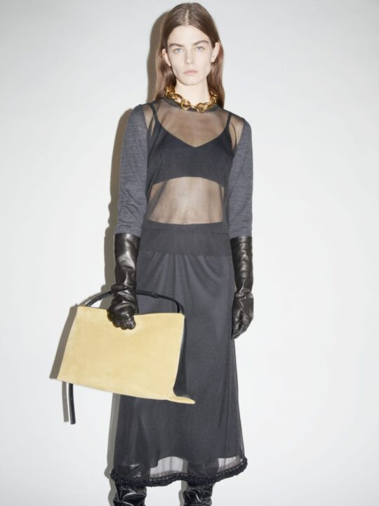 Suede bags: Τα πιο ωραία σχέδια για το φθινόπωρο