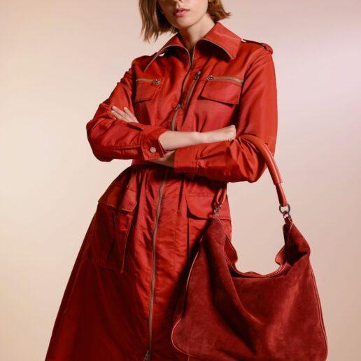 Κόκκινο χρώμα: Πώς θα φορεθεί στα σύνολα του χειμώνα;