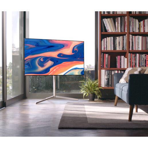 LG Gallery Stand: Η τηλεόραση που προσαρμόζεται στο lifestyle μας