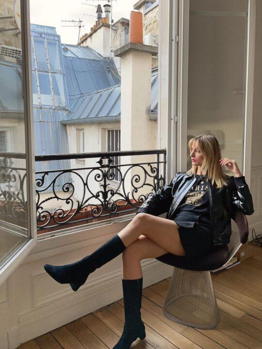 Μαύρες μπότες: 10 ζευγάρια για κάθε στιλ