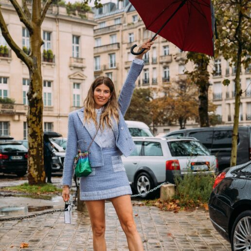 30 street style moments από το Παρίσι που κρατάμε για όλο το φθινόπωρο