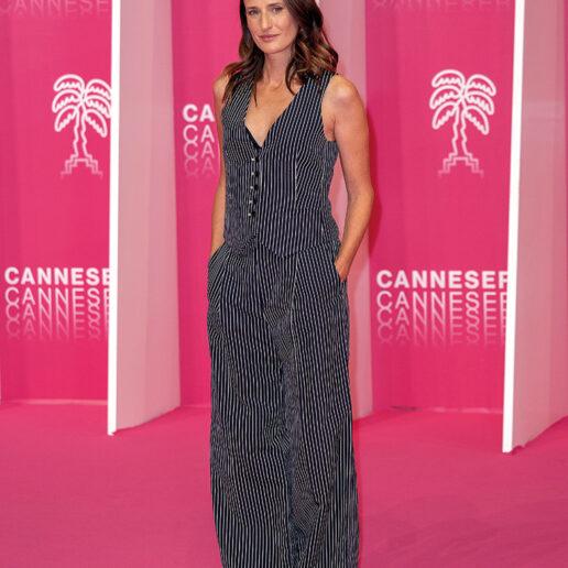 Η Camille Cottin στη Vogue Greece