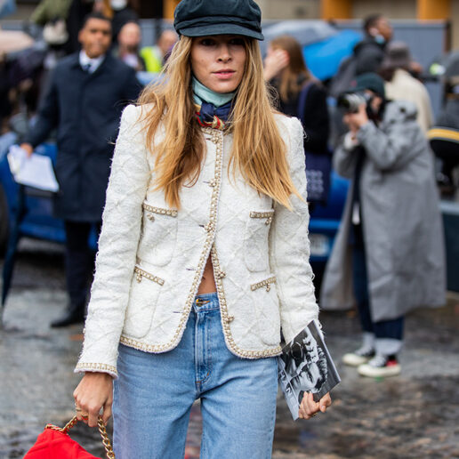 10 fresh τρόποι να φορέσετε το tweed jacket