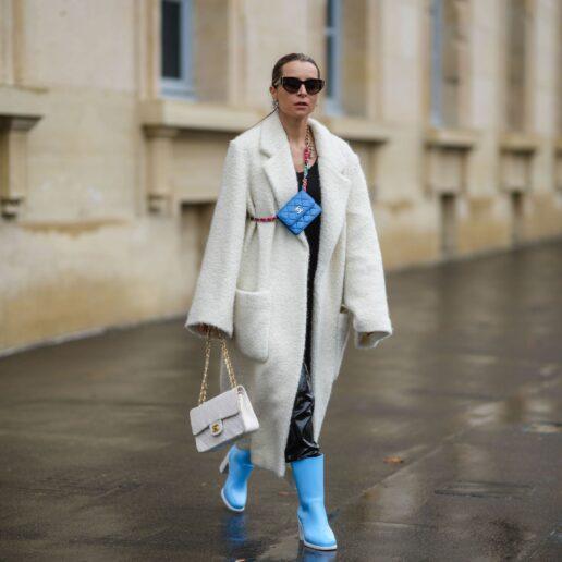 6 λευκά παλτό για τα chic look του χειμώνα