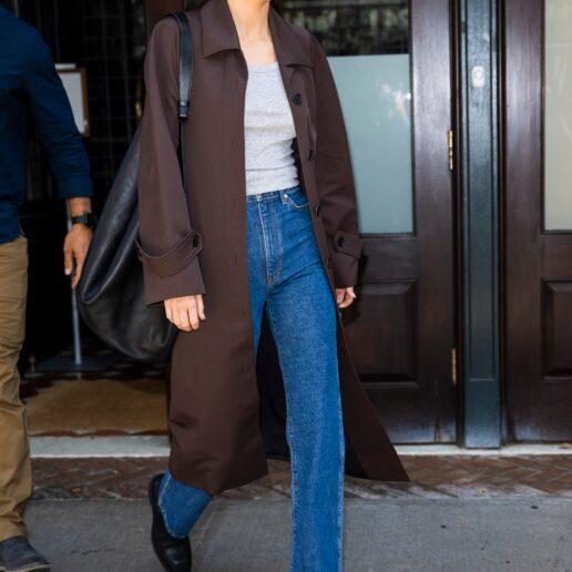 Oversized τσάντες: Η Kendall Jenner επαναφέρει την τάση