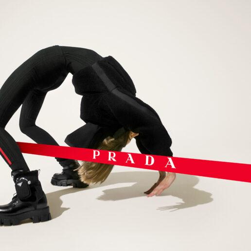 Η νέα sportswear Prada Linea Rossa