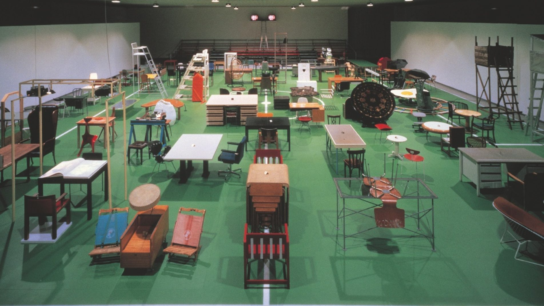 Museum Boijmans Van Beuningen, Rotterdam. Photo Jannes Linders Fondazione