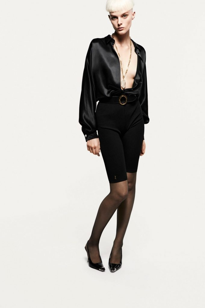Courtesy of Saint Laurent by Anthony Vaccarello