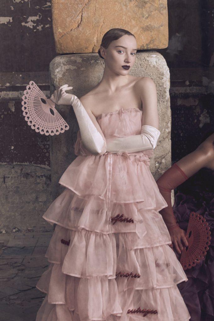 Amber Pinkerton | British Fashion Council