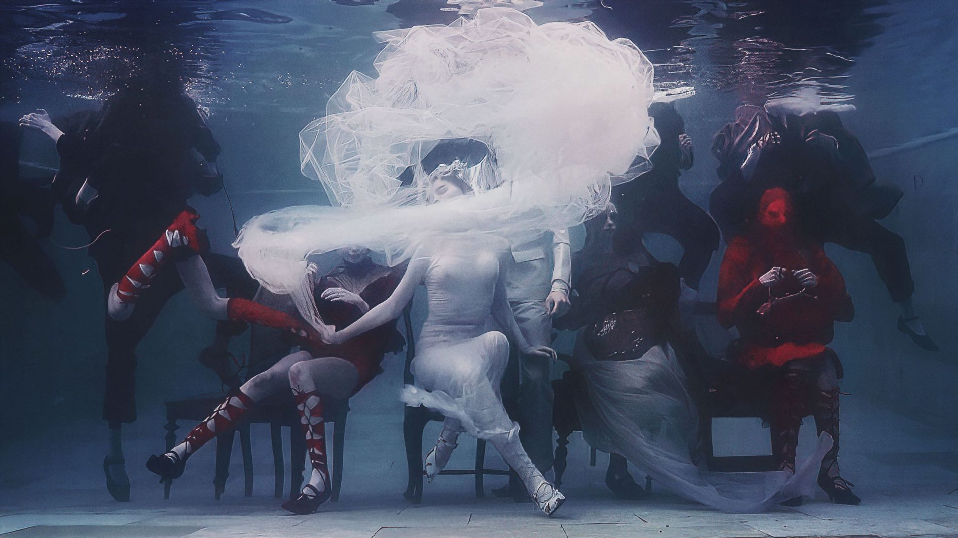 Courtesy of Maison Margiela. Nick Knight for SHOWstudio