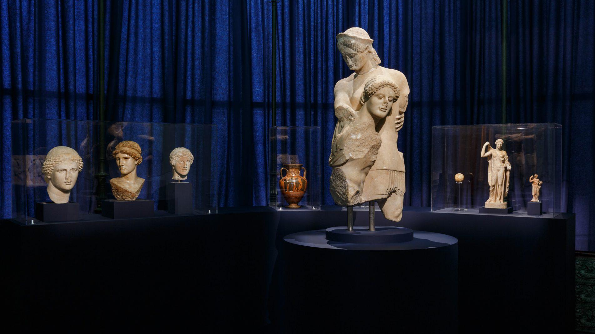 Φωτό. Πάρις Ταβιτιάν © Μουσείο Κυκλαδικής Τέχνης