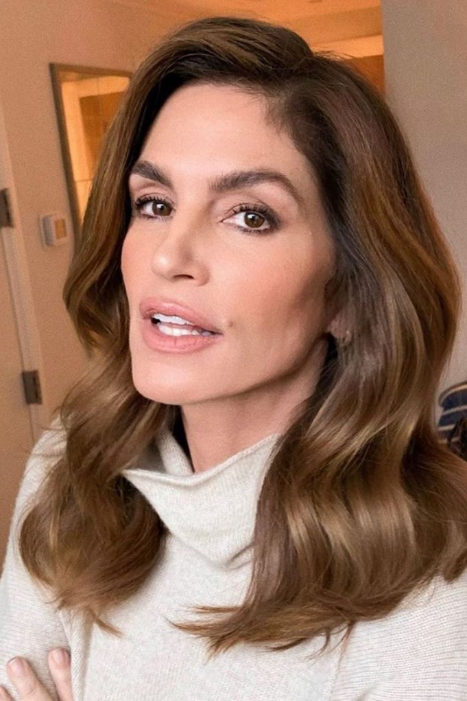 Cindy Crawford/ Instagram