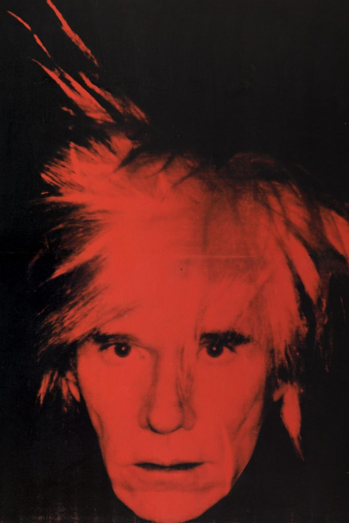 Andy Warhol (1928 – 1987) Self Portrait 1986 Tate © 2019 The Andy Warhol Foundation for the Visual Arts, Inc / Artists Right Society (ARS), New York and DACS, London