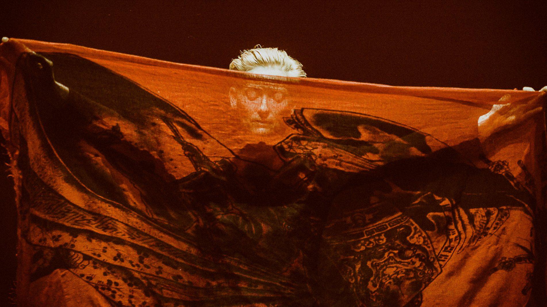 Tilda Swinton in CLOAKROOM by OlivierSaillard © IMAGEAGENCY
