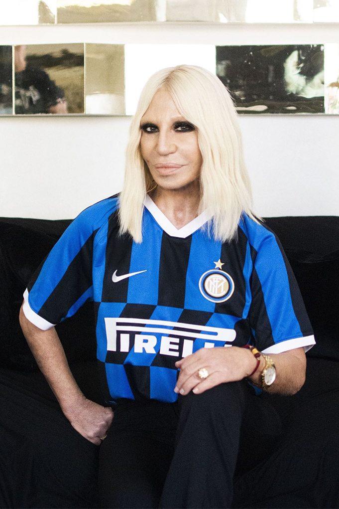 Courtest of Donatella Versace