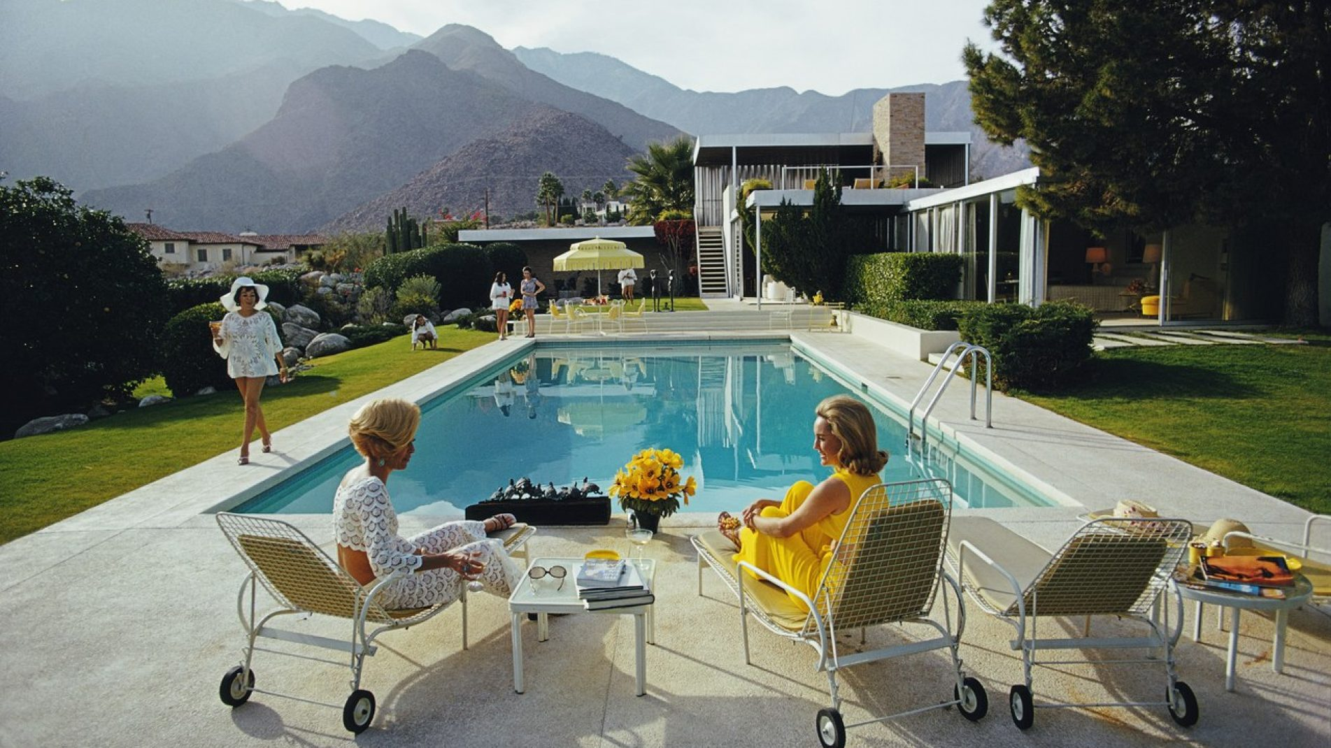 Slim Aarons / Getty