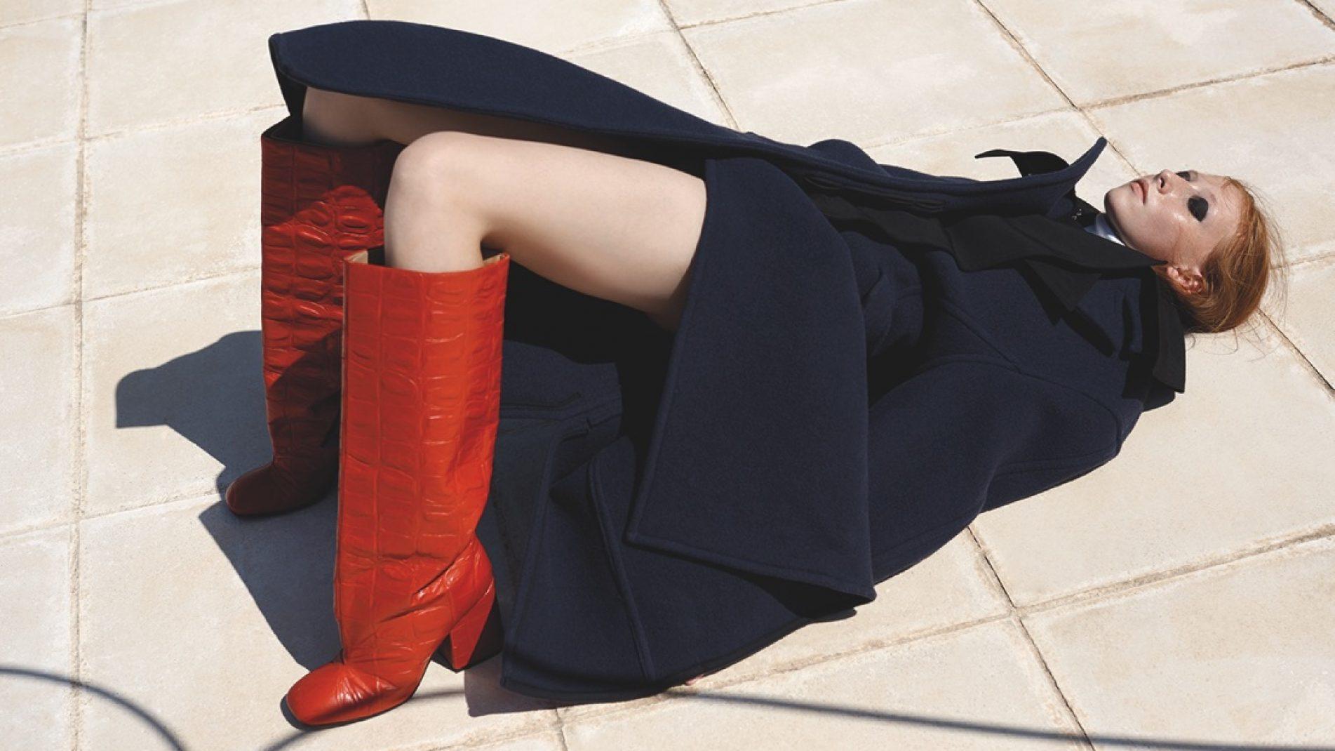 Photographer: Κostas Stavropoulos @ Thisisnotanotheragency Fashion Director: Nicholas Georgiou