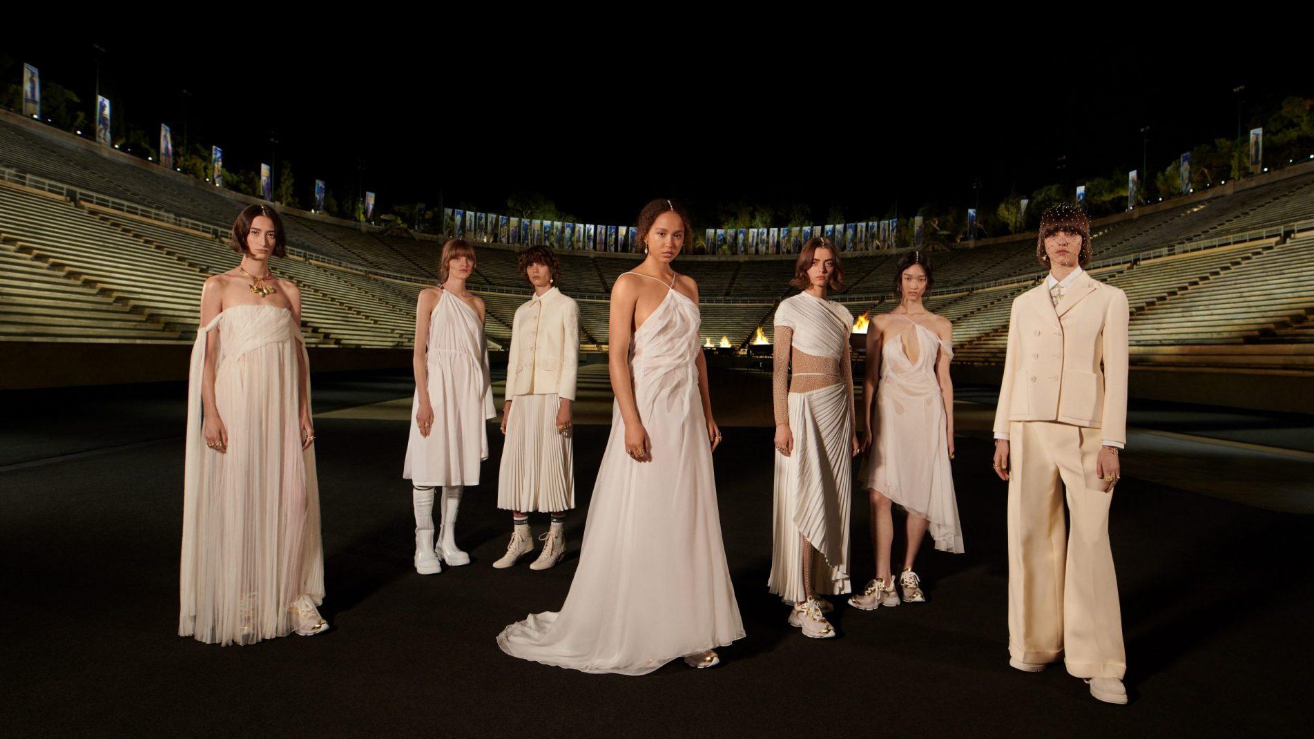 Ria Mort for Dior