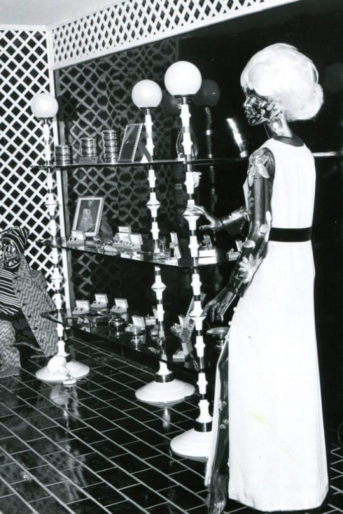 Η πρώτη μπουτίκ Dior στην οδό Κριεζώτου