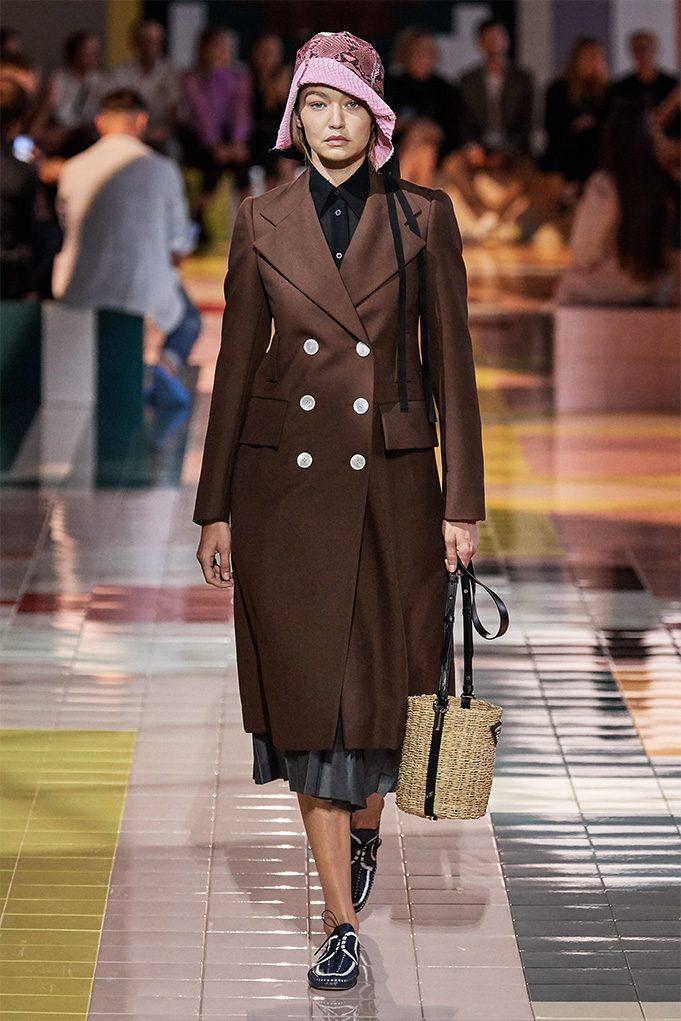 Gorunway.com | Prada Spring 2020 Ready-to-Wear Collection
