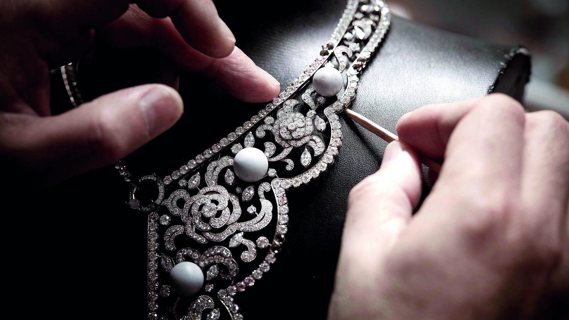Copyright Chanel Fine Jewelry