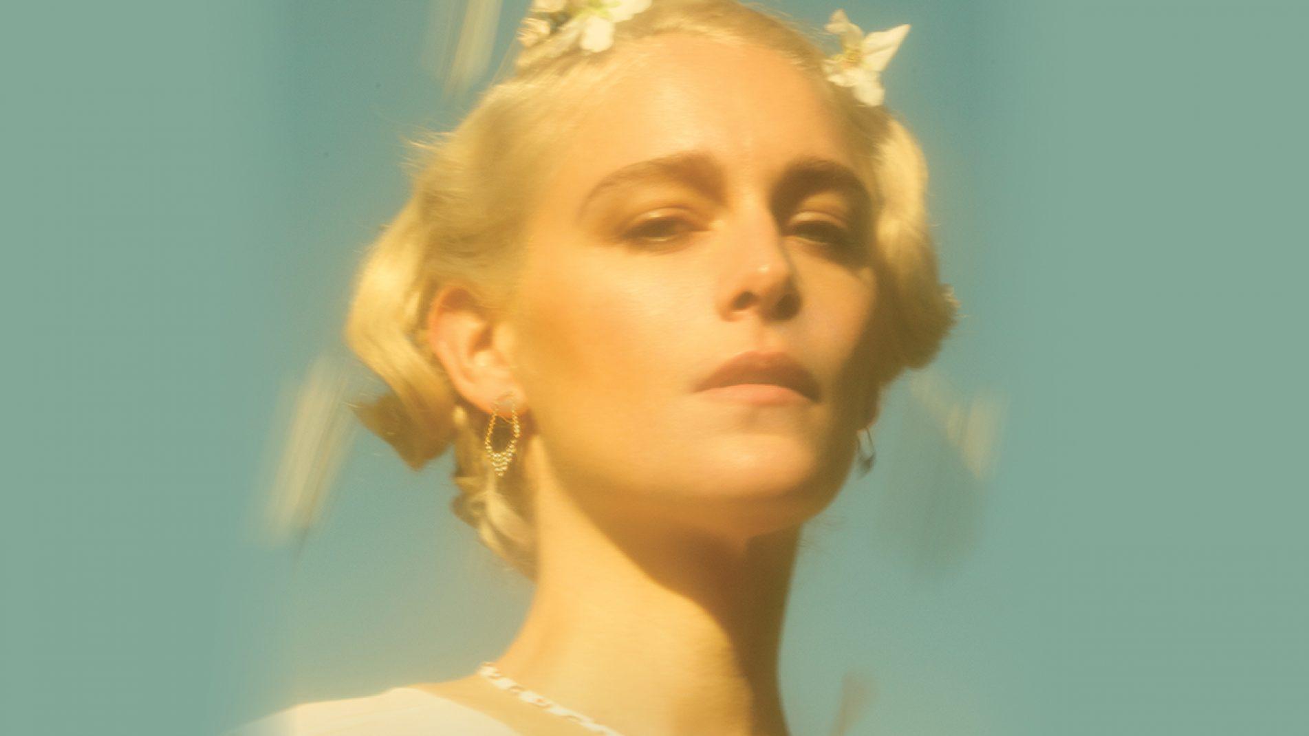 Ariane Labed by Rosanna Georgiou