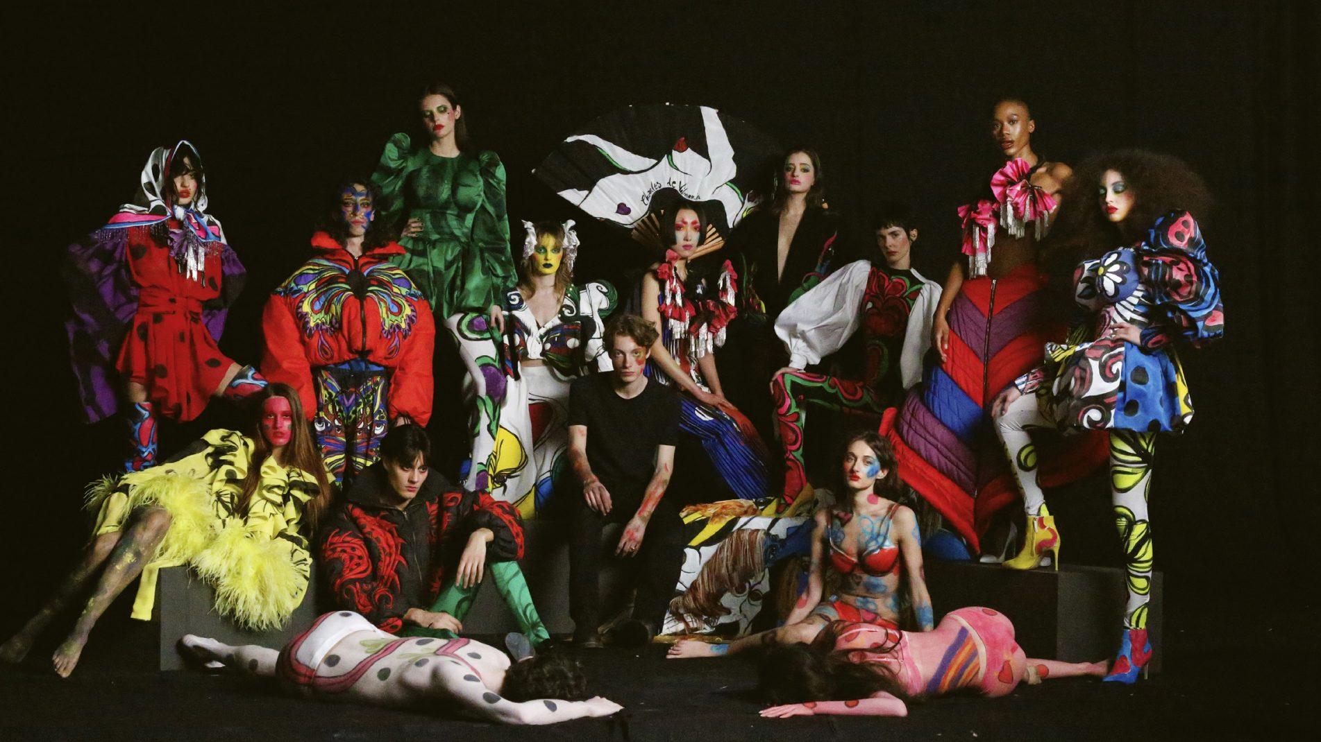 CDV Haute Couture SS21 © Guillaume Plas