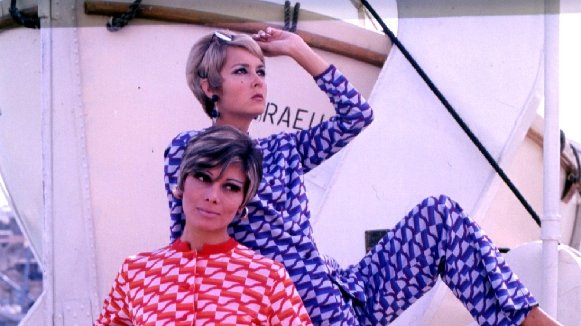 Yannis Tseklenis fashion 1968 Omar | www.euran.com