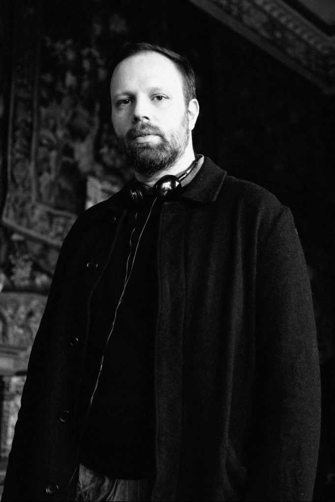Yorgos Lanthimos photo by Emma Stone