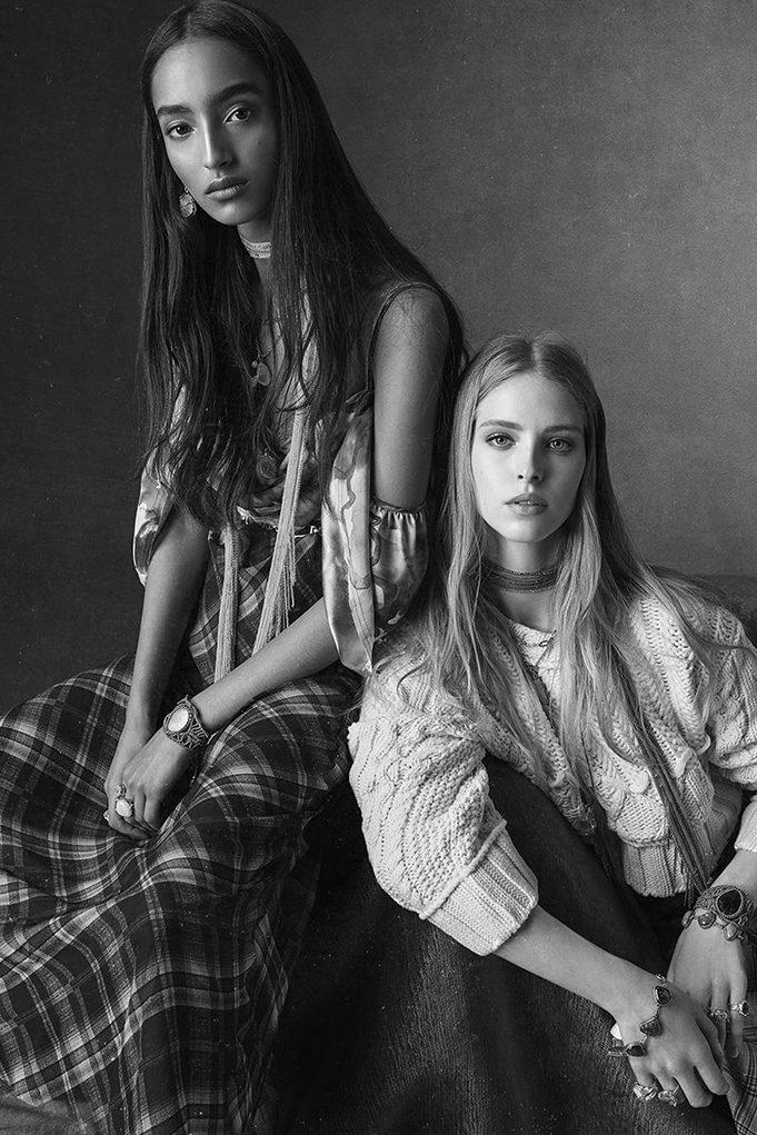 zara.com | Zara SS20 campaign by Steven Meisel