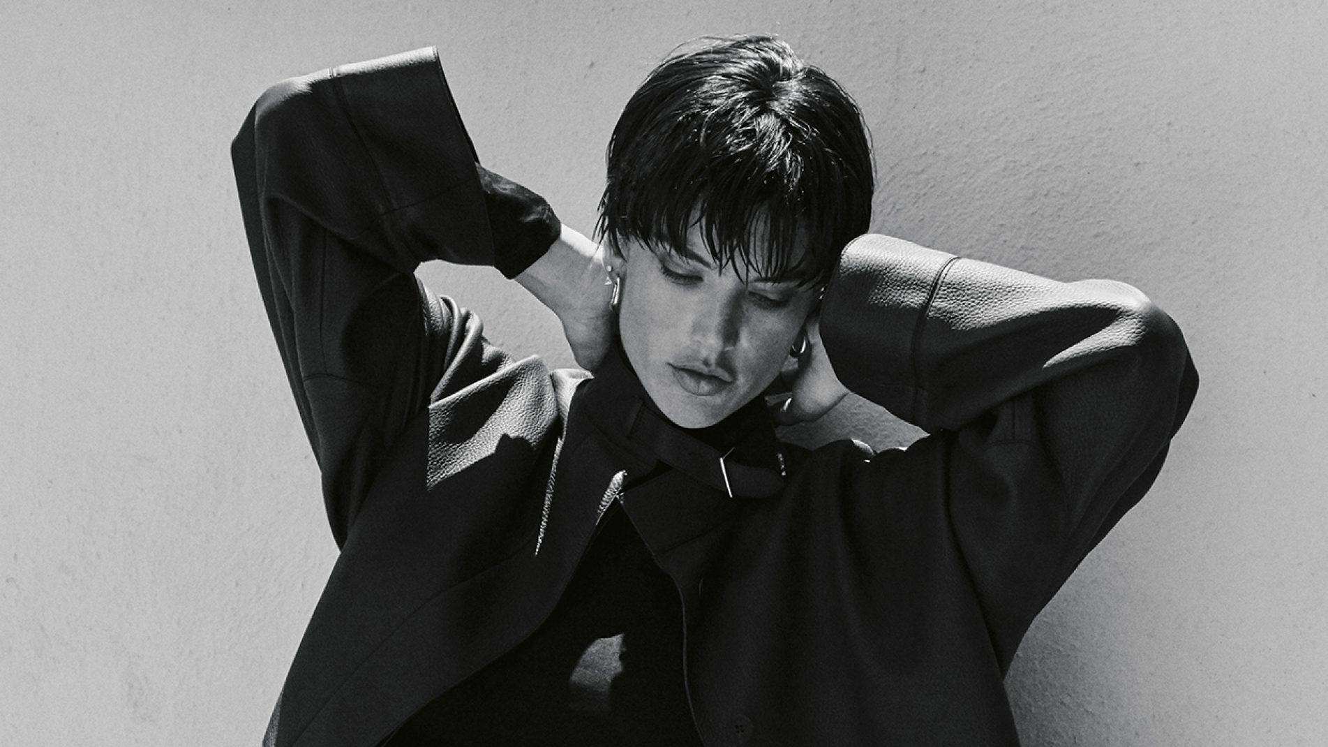 Alessandra Ambrosio | Photographer: Sonia Szóstak | Fashion Editor: Daniela Agnelli