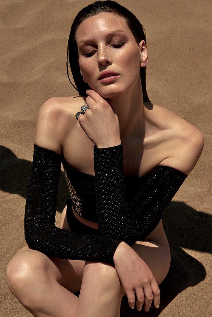 George Katsanakis for Vogue Greece June 2019