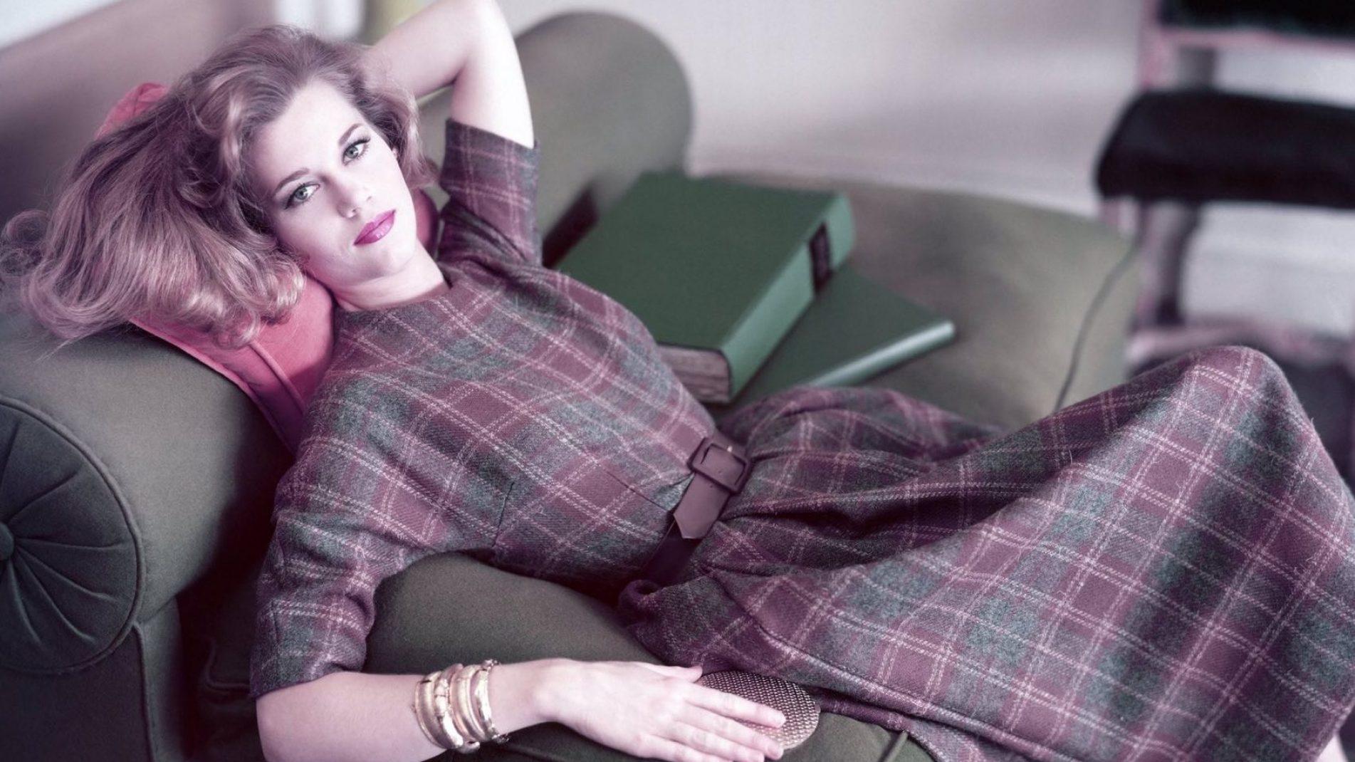 Actress Jane Fonda | Horst P. Horst Conde Nast