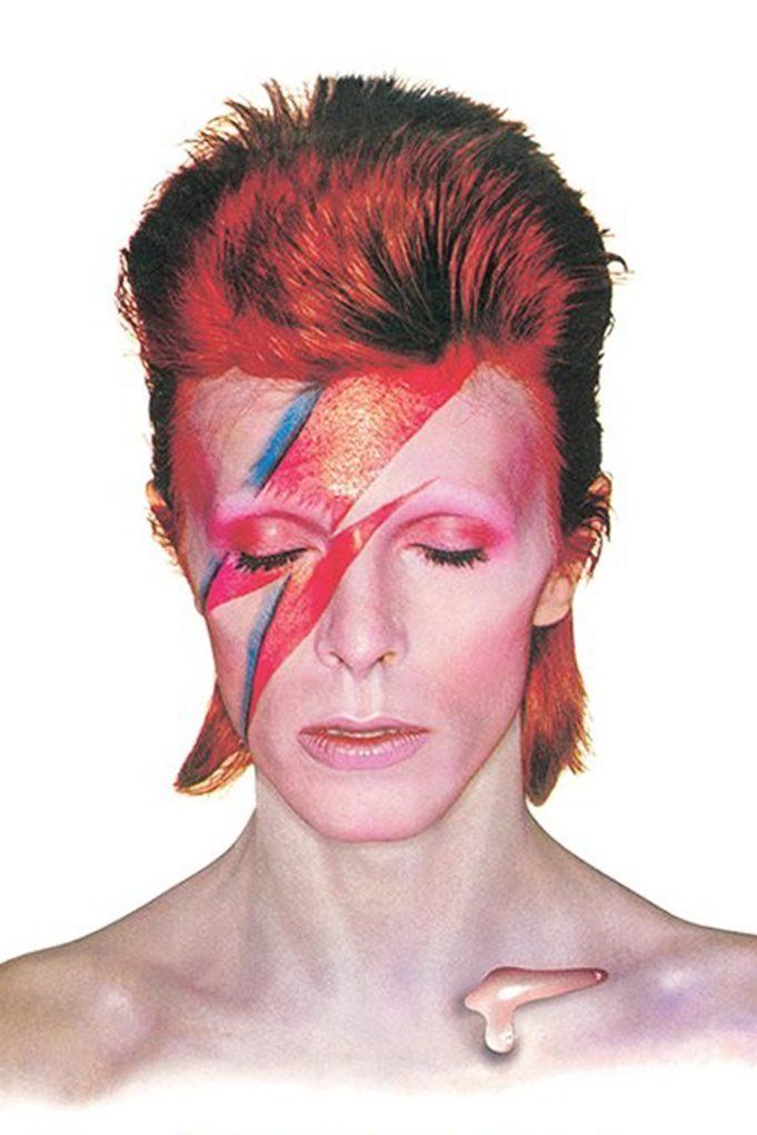 David Bowie/Aladdin Sane Album cover