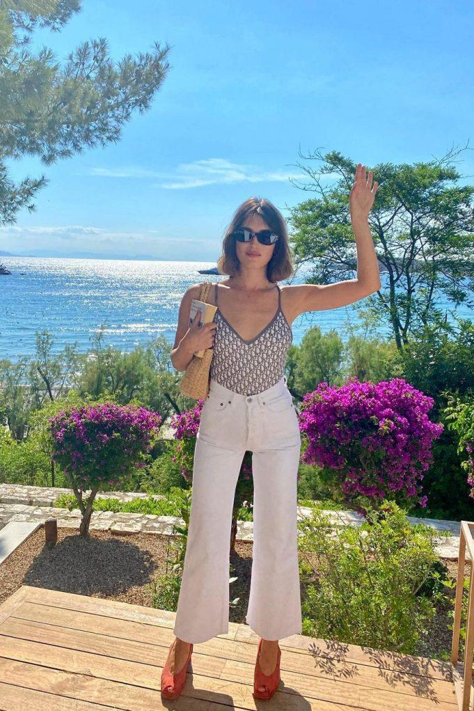 Jeanne Damas/Instagram