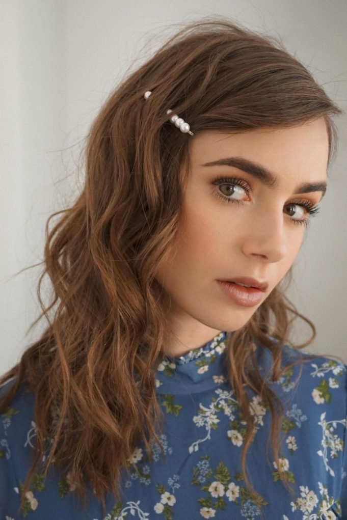 Lily Collins/Instagram