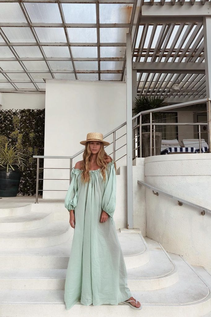 Tine Andrea/Instagram